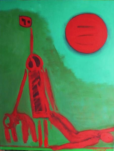 medea-2008-huile-sur-toile-116-x-89-cm