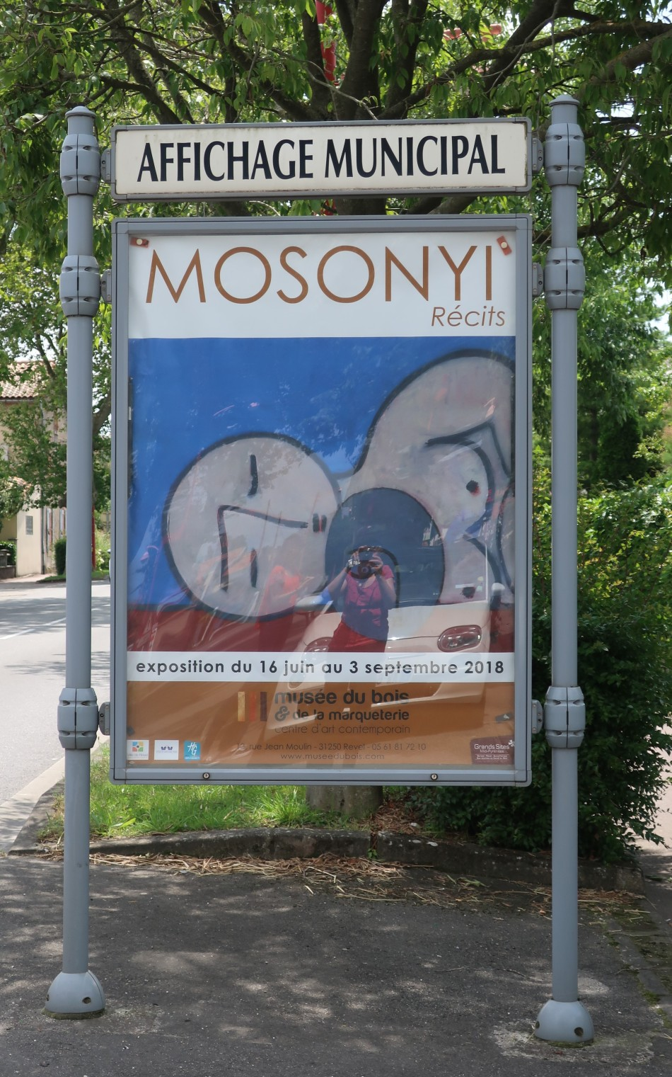 revel affichage municipal